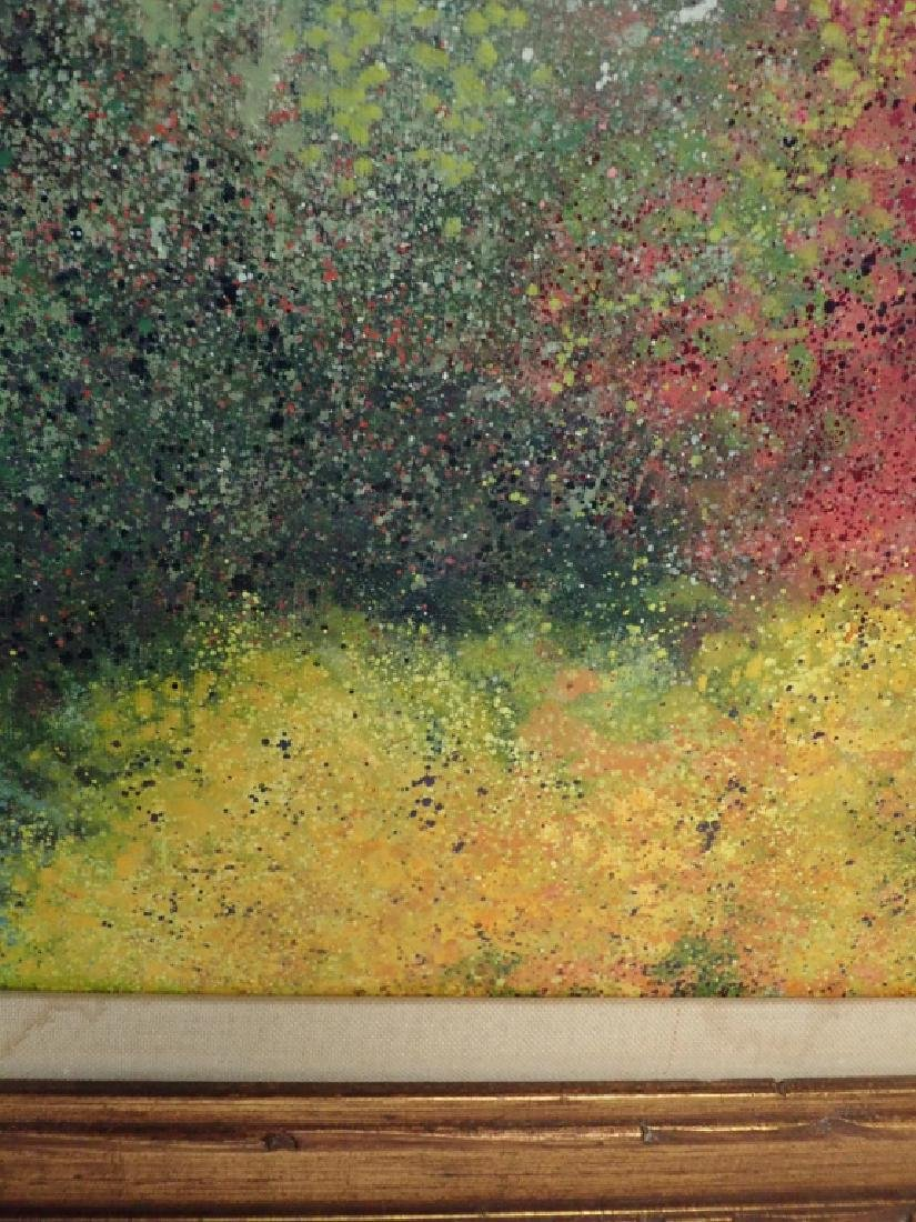 Signed Impressionism Painting - 10