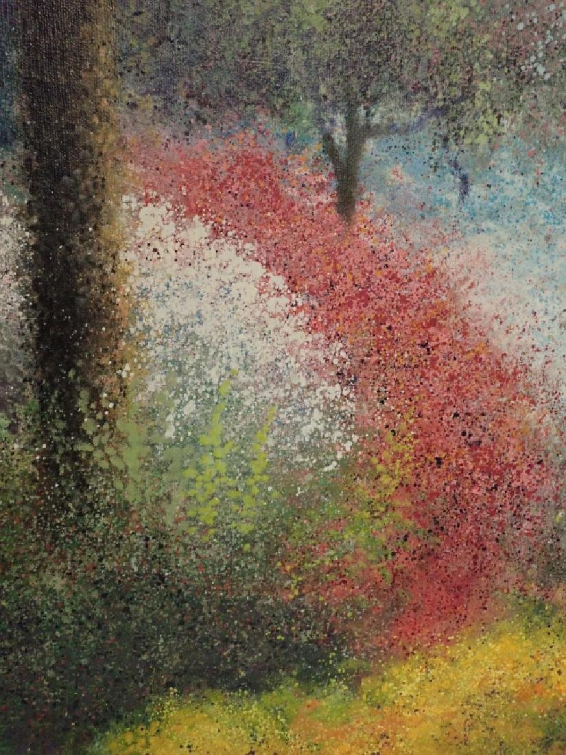 Signed Impressionism Painting - 6
