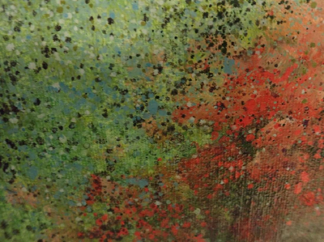 Signed Impressionism Painting - 8