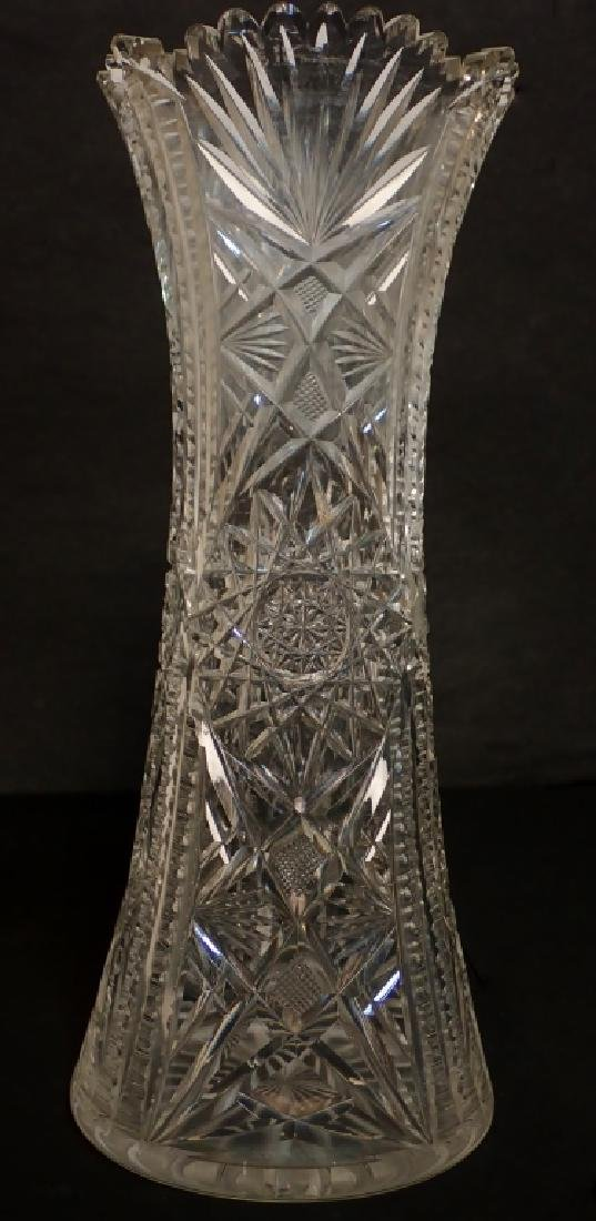 Grouping of Mixed Cut Crystal Vessels - 4