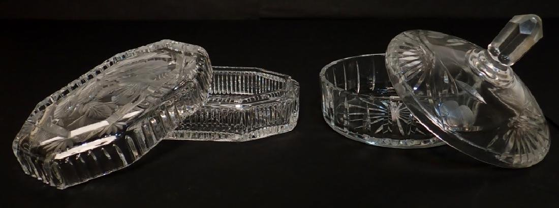 Grouping of Mixed Cut Crystal Vessels - 7