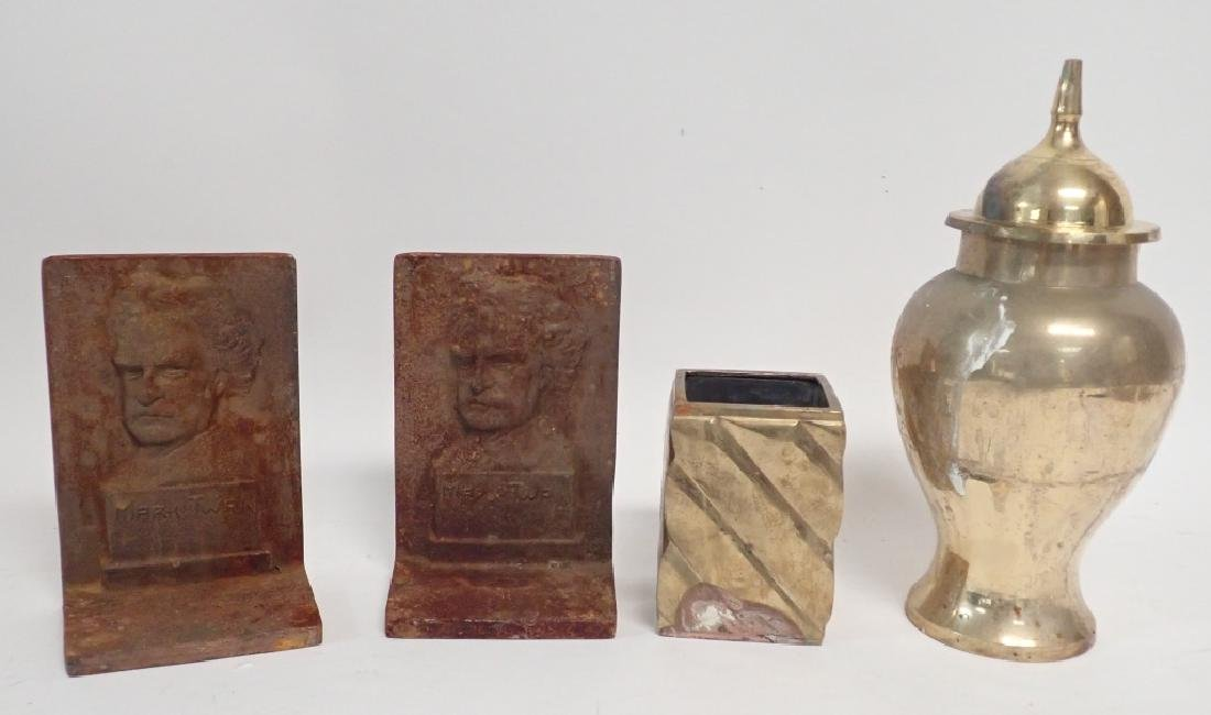 Collection of Decorative Brass - 10