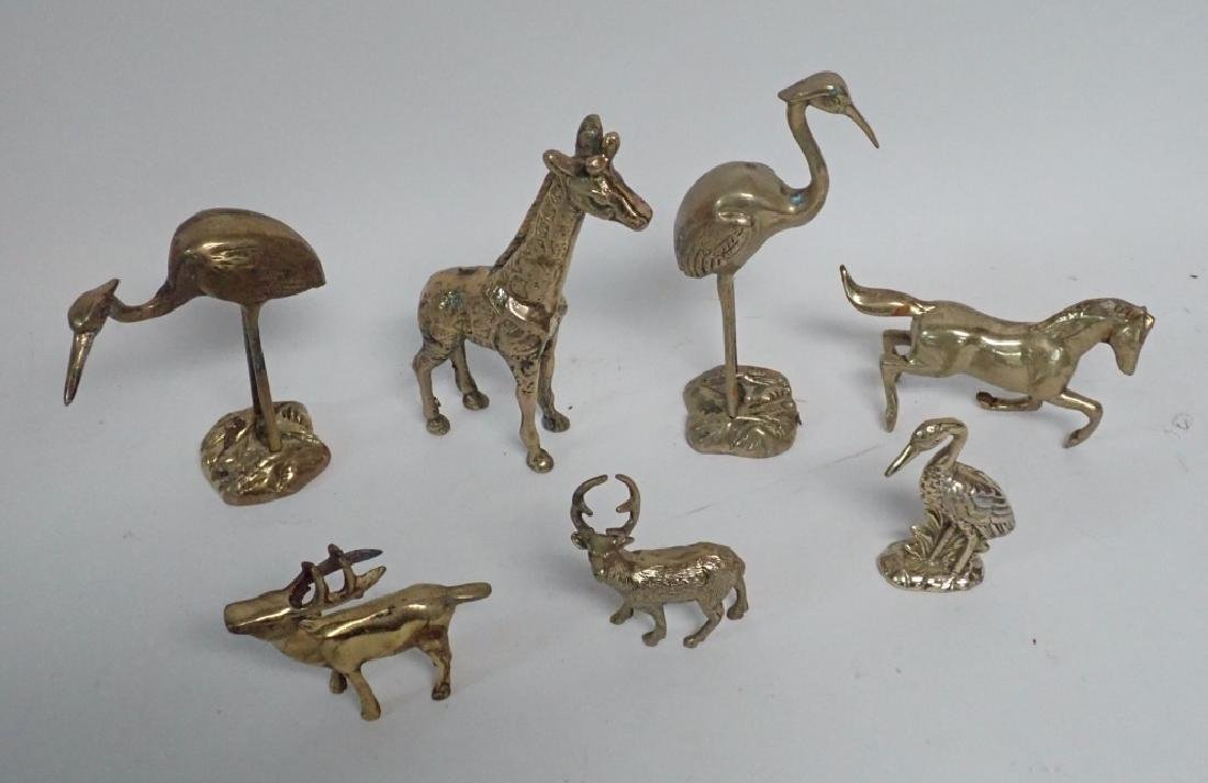 Collection of Decorative Brass - 6