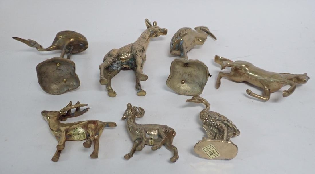 Collection of Decorative Brass - 7
