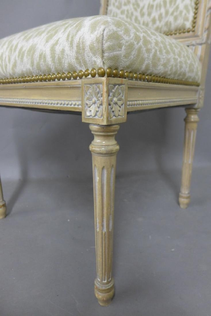 Louis XVI Style Accent Chair - 6