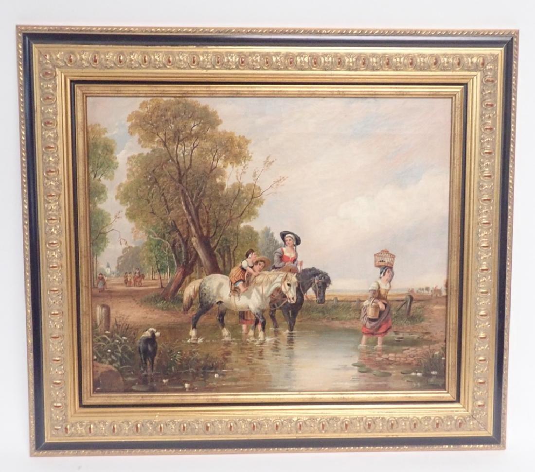 Augustus Wall Callcott (?- 1864)