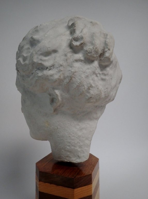 Head of Hygeia, Greek Goddess of Health, Sculpture - 6