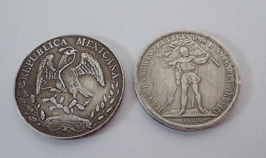 Assortment of International Coins - 3
