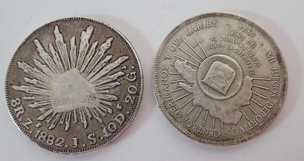 Assortment of International Coins - 4
