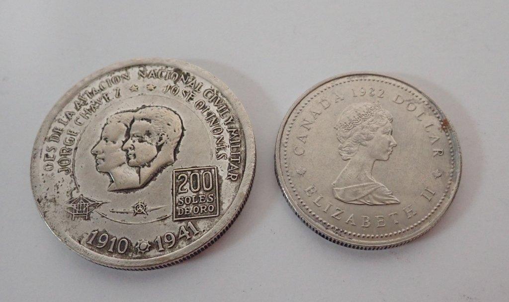 Assortment of International Coins - 5