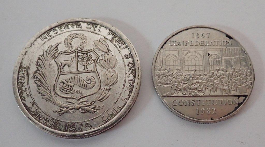Assortment of International Coins - 6