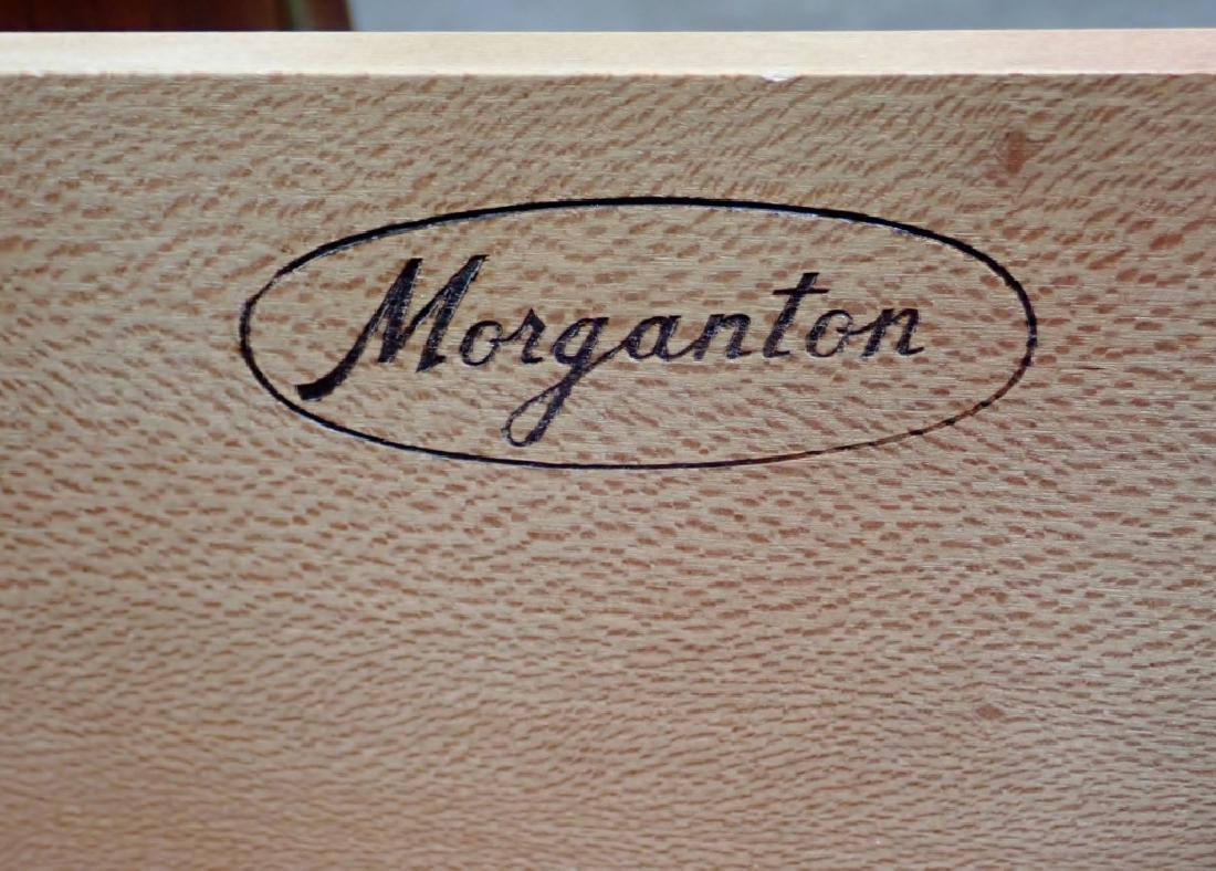 Morganton Regency Style Mahogany Breakfront - 7