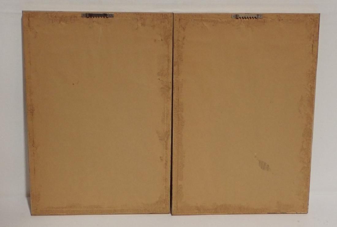 Grouping of Framed Artwork - 12