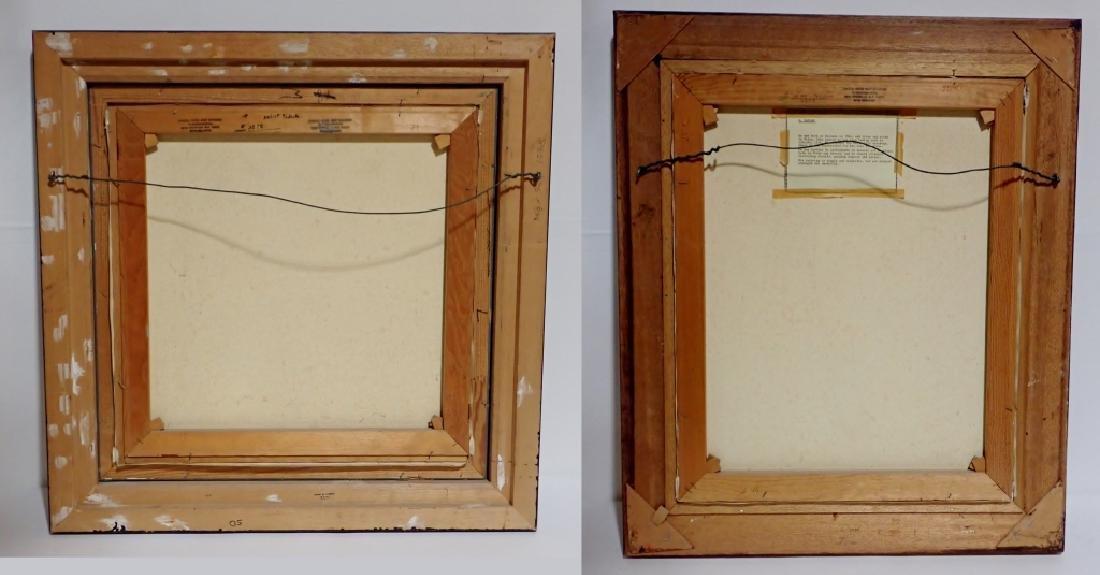 Grouping of Framed Artwork - 6