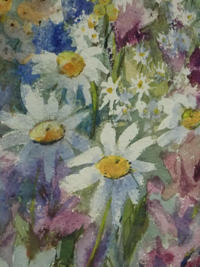 Floral Watercolor by Wachtel - 6