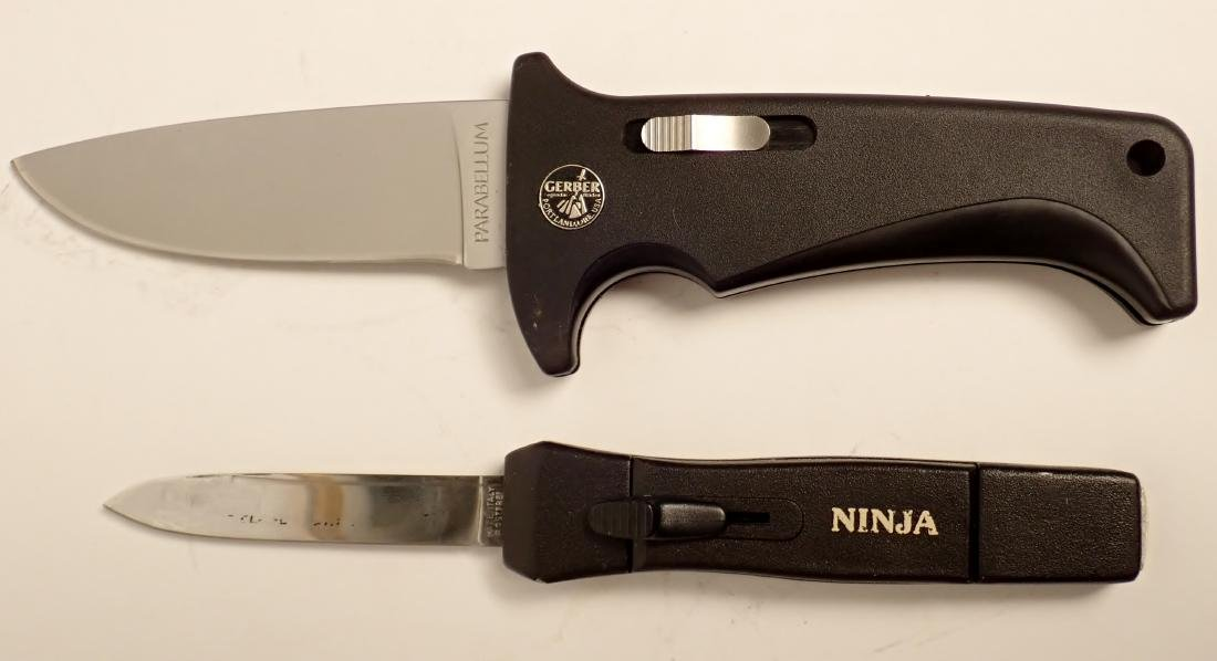 Grouping of Branded Knives - 2