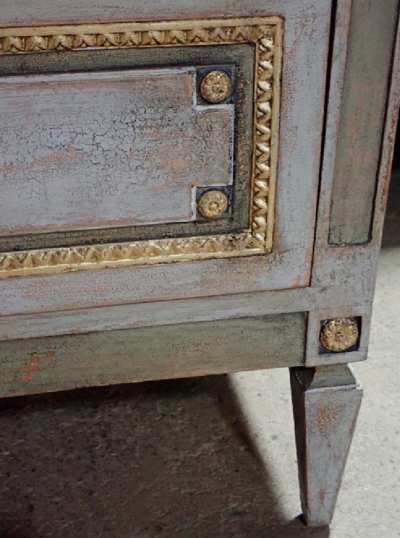 19th Century Continental Commode - 10