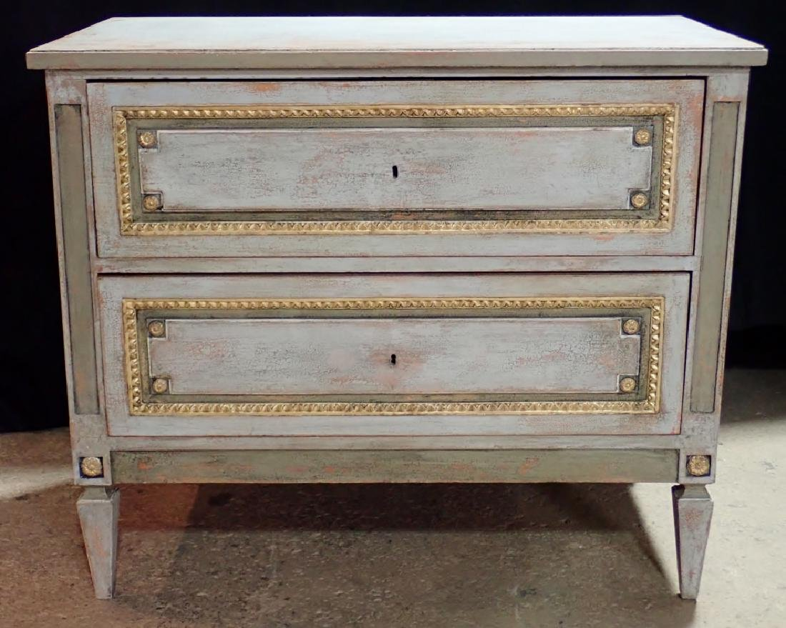 19th Century Continental Commode