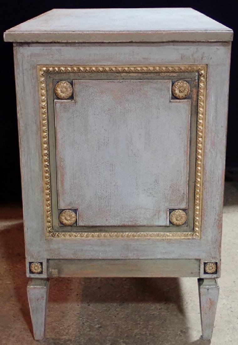 19th Century Continental Commode - 4