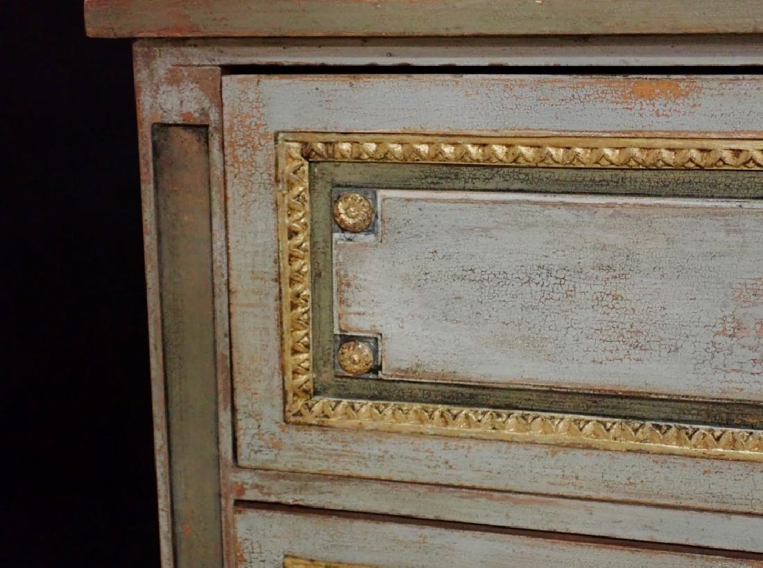 19th Century Continental Commode - 9