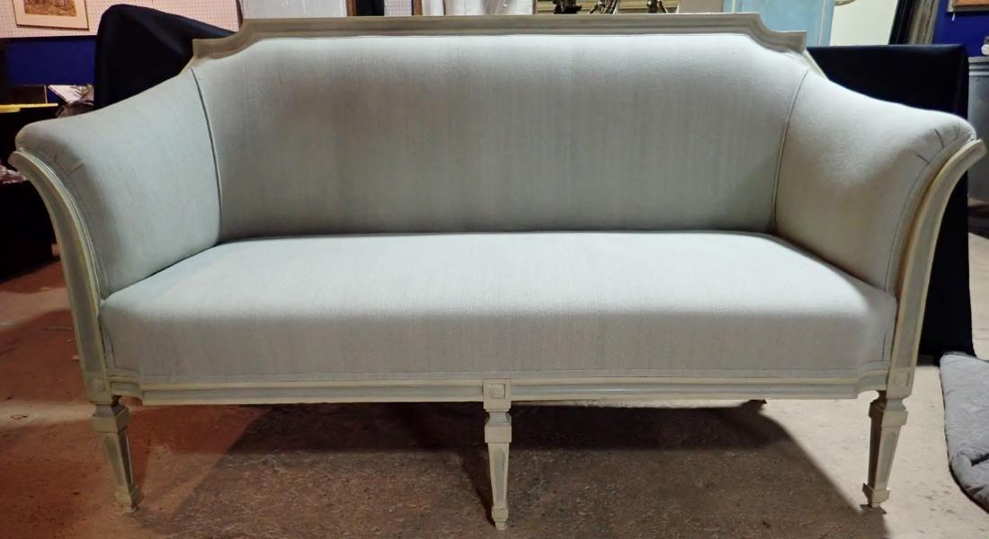 Louis XVI Style Continental Sofa