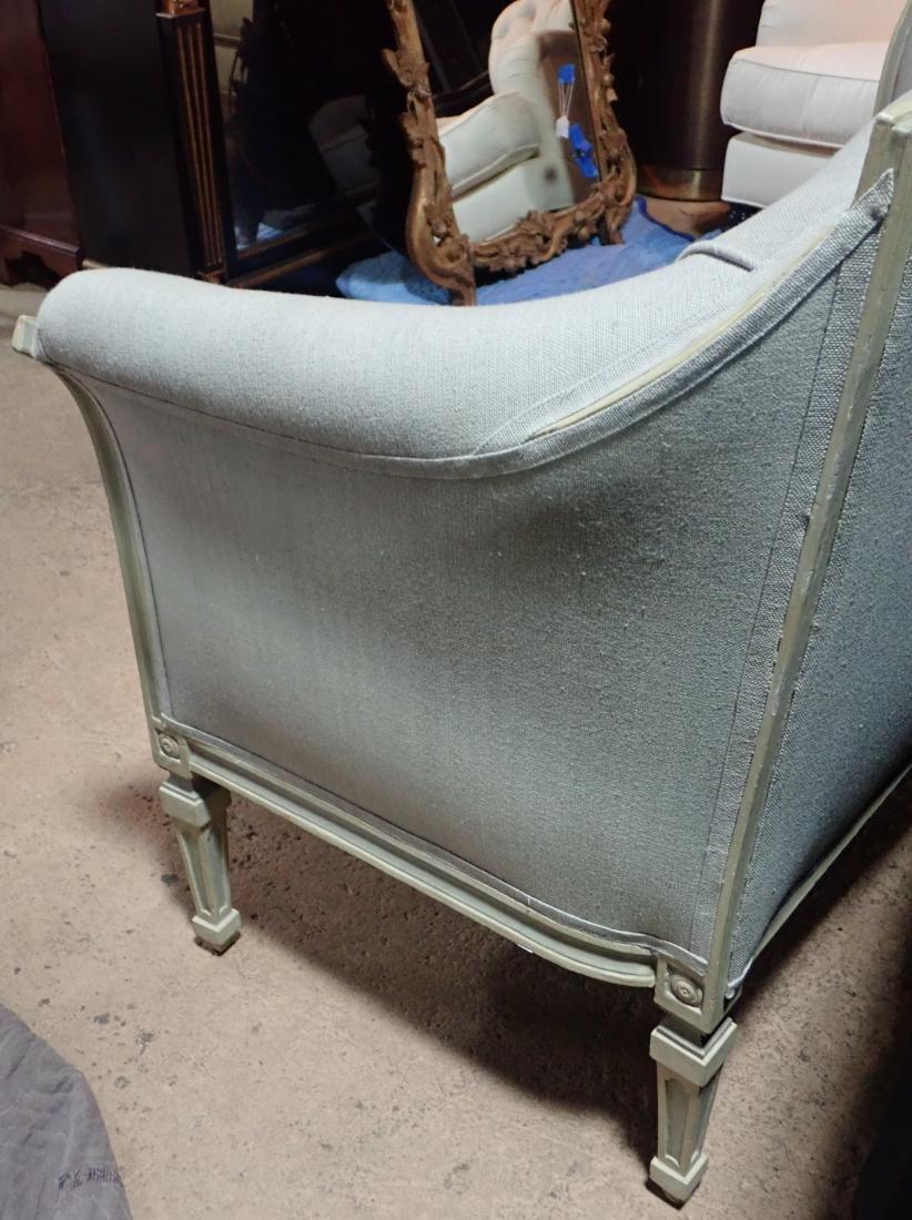 Louis XVI Style Continental Sofa - 4