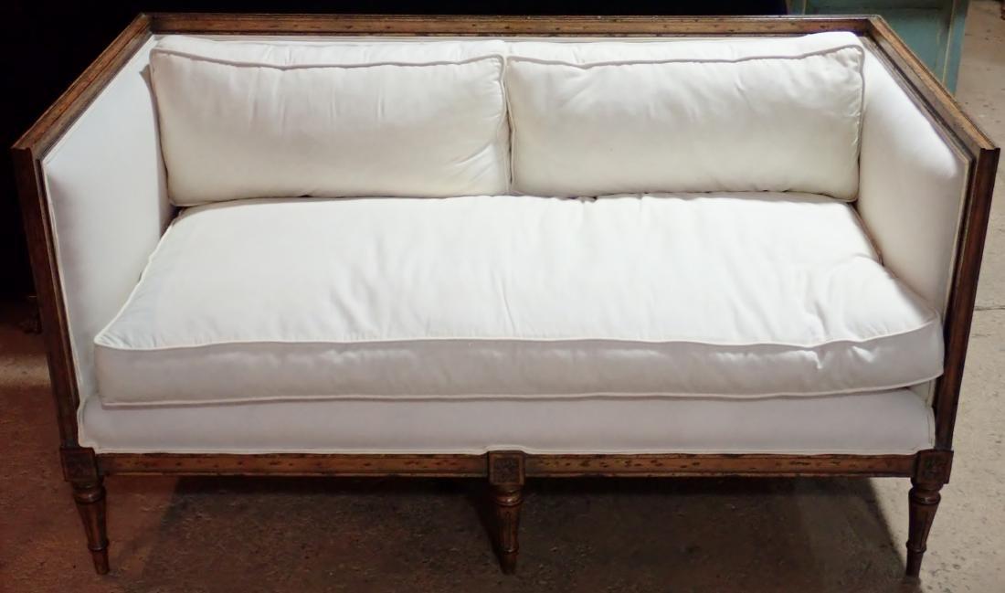 Mid-Century Continental Sofa