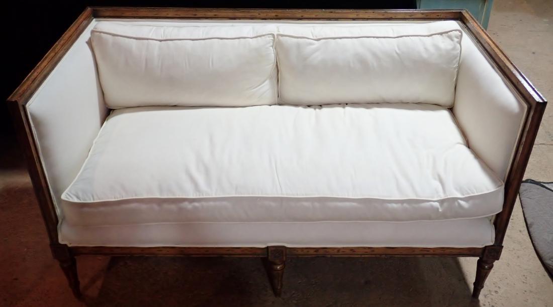 Mid-Century Continental Sofa - 4