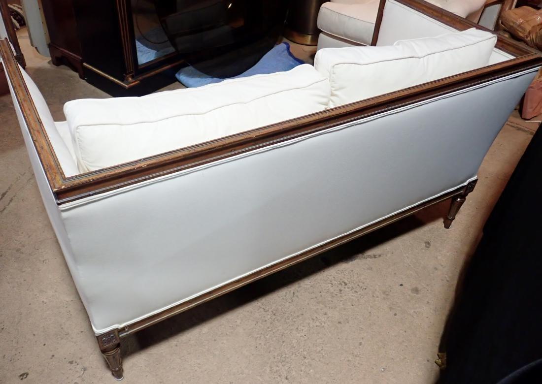 Continental Mid-Century Sofa - 8