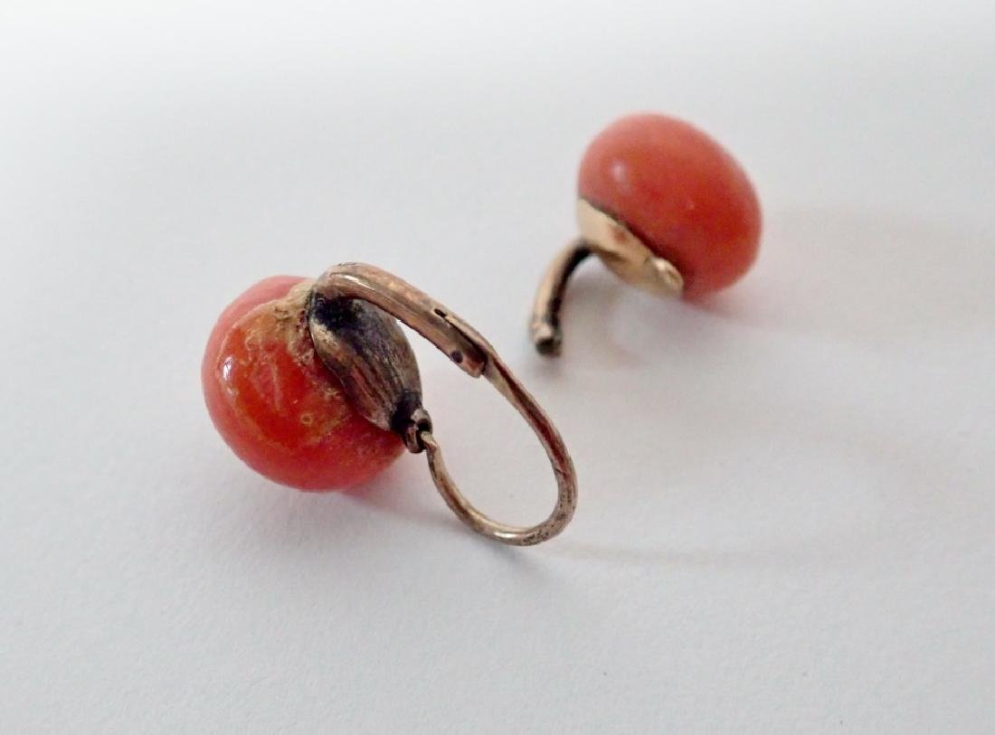 Assorted Coral Jewelry - 7