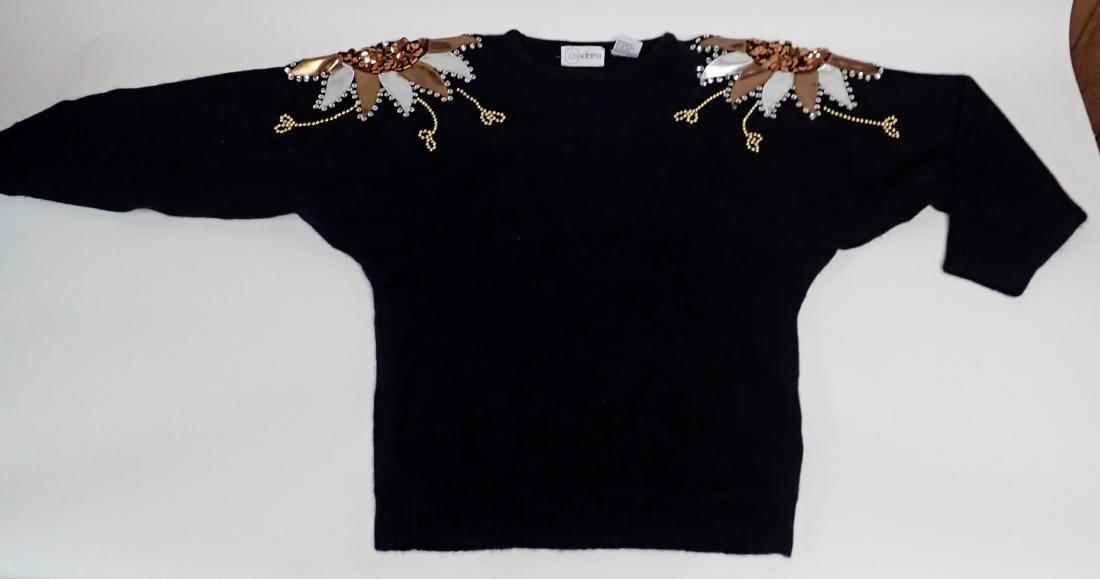 Vintage 80's Designer Sweater Collection - 11