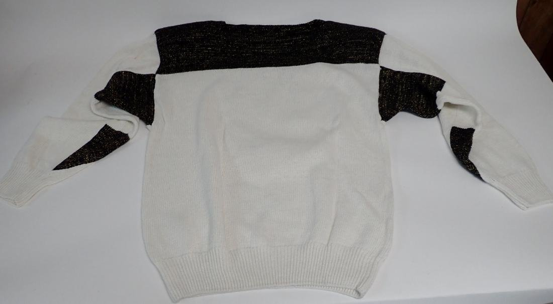 Vintage 80's Designer Sweater Collection - 3