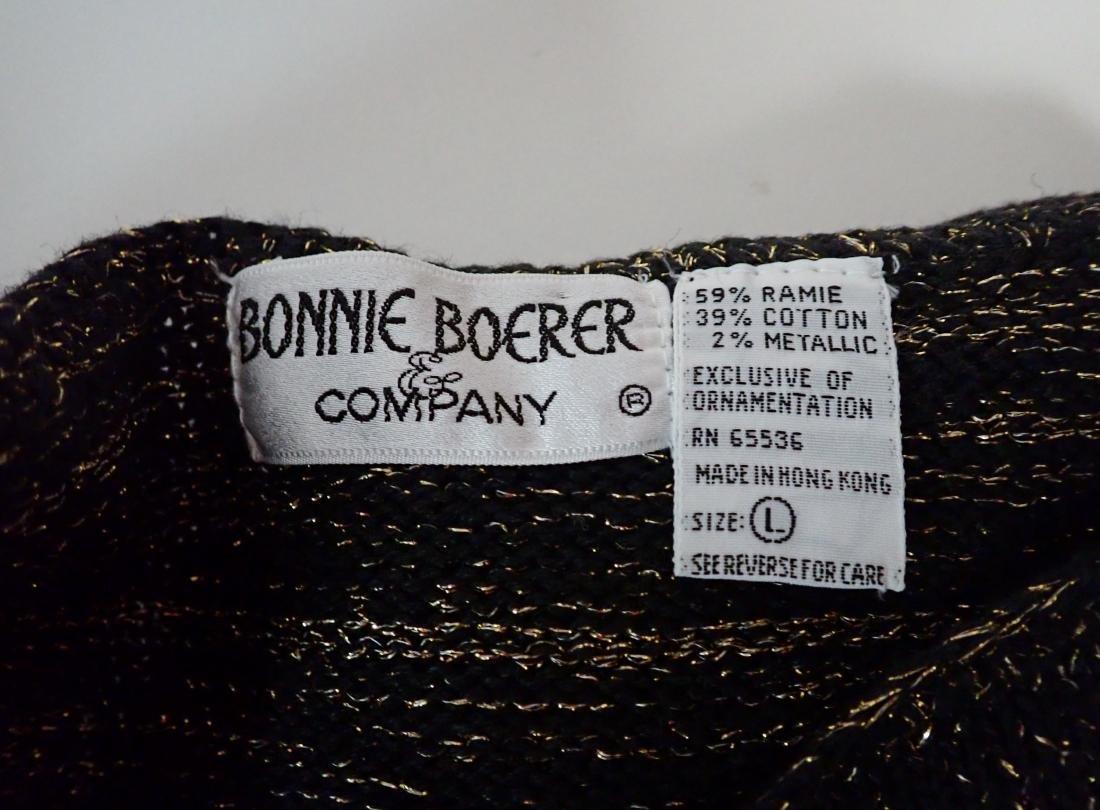 Vintage 80's Designer Sweater Collection - 4