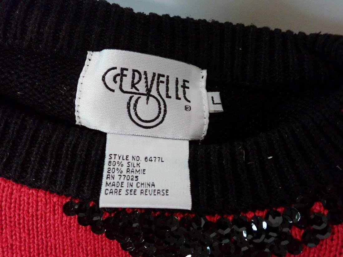 Vintage 80's Designer Sweater Collection - 7