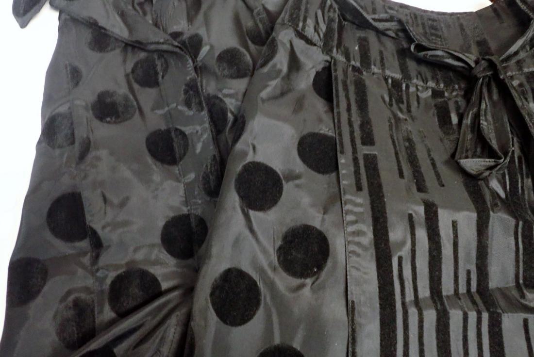 3 Vintage French Designer 2 Piece Clothing Sets - 10