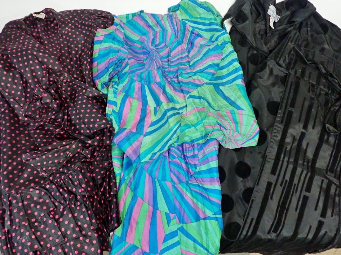 3 Vintage French Designer 2 Piece Clothing Sets