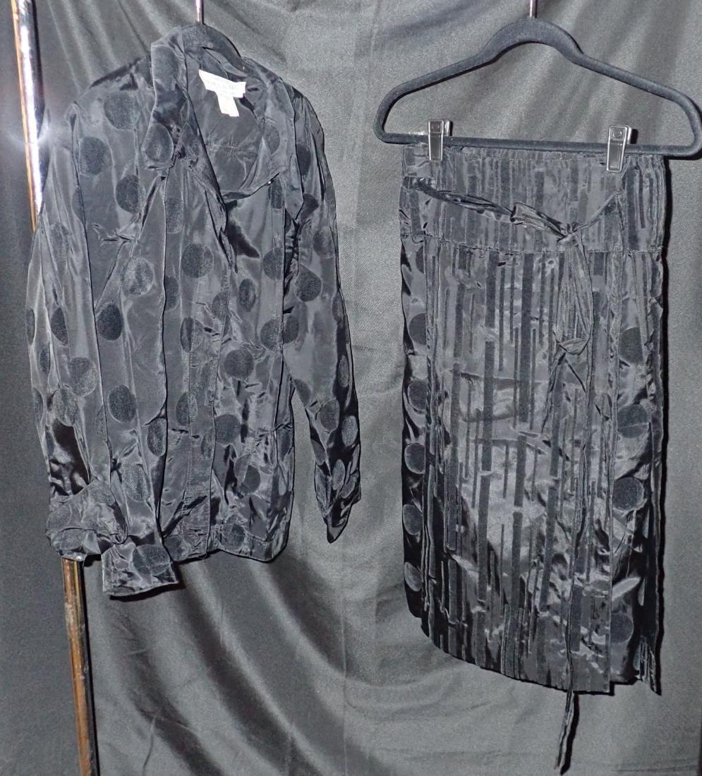 3 Vintage French Designer 2 Piece Clothing Sets - 7