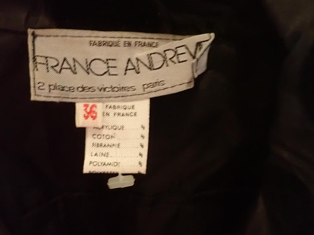 3 Vintage French Designer 2 Piece Clothing Sets - 8