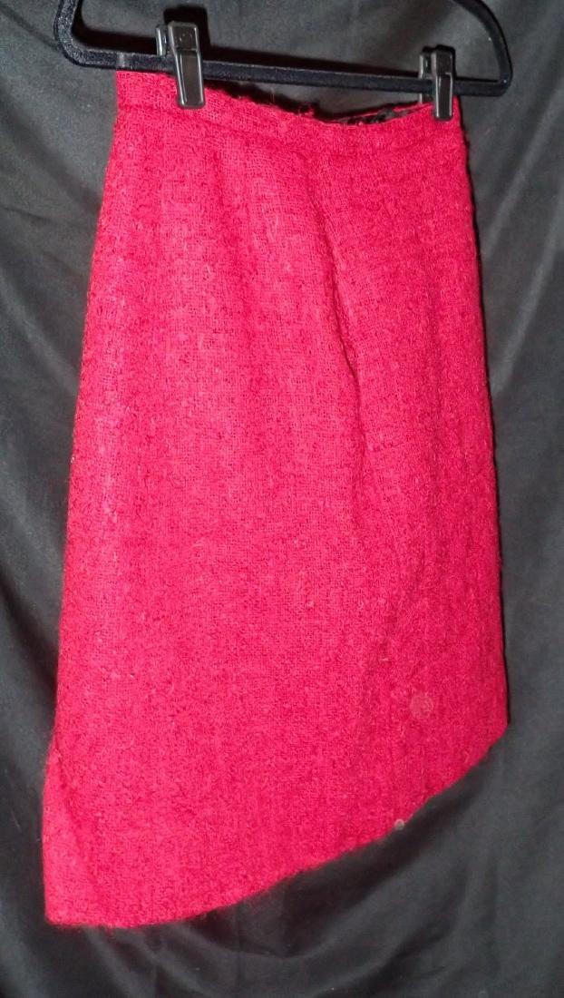 Six Assorted Vintage Designer Skirts - 10