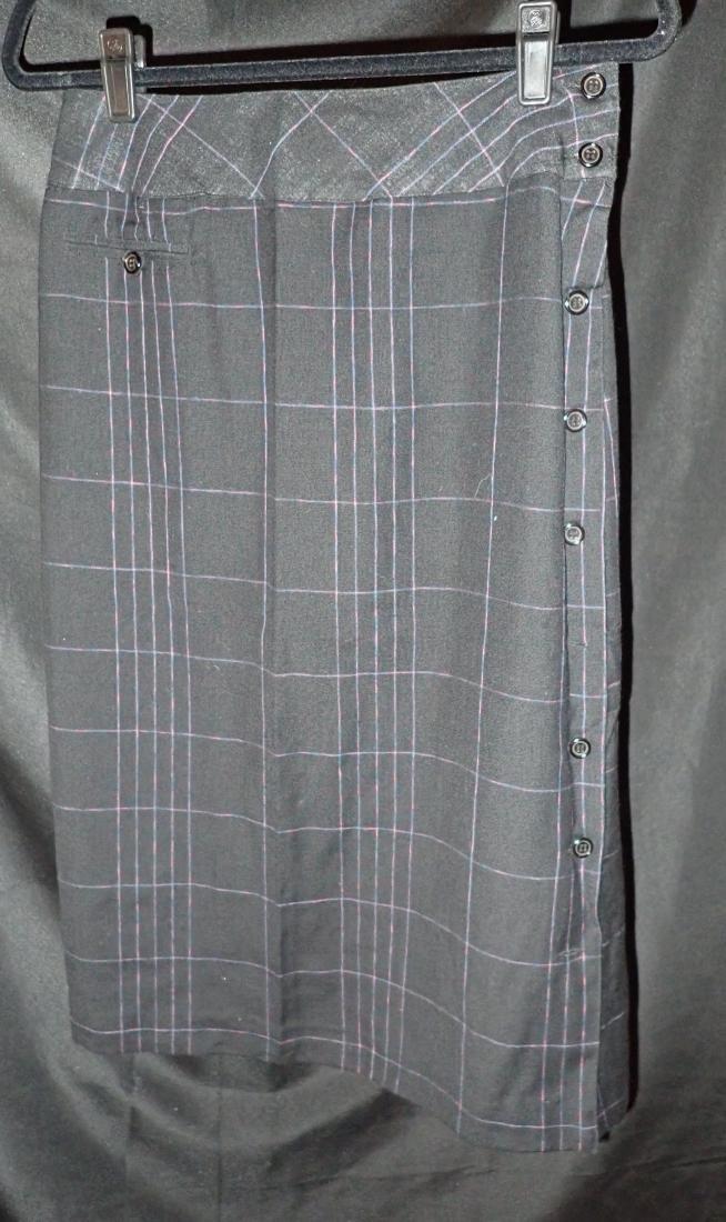 Six Assorted Vintage Designer Skirts - 3