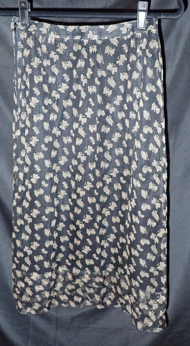 Six Assorted Vintage Designer Skirts - 5