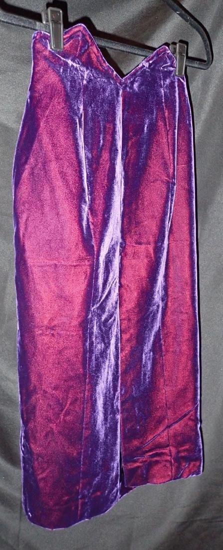 Six Assorted Vintage Designer Skirts - 8