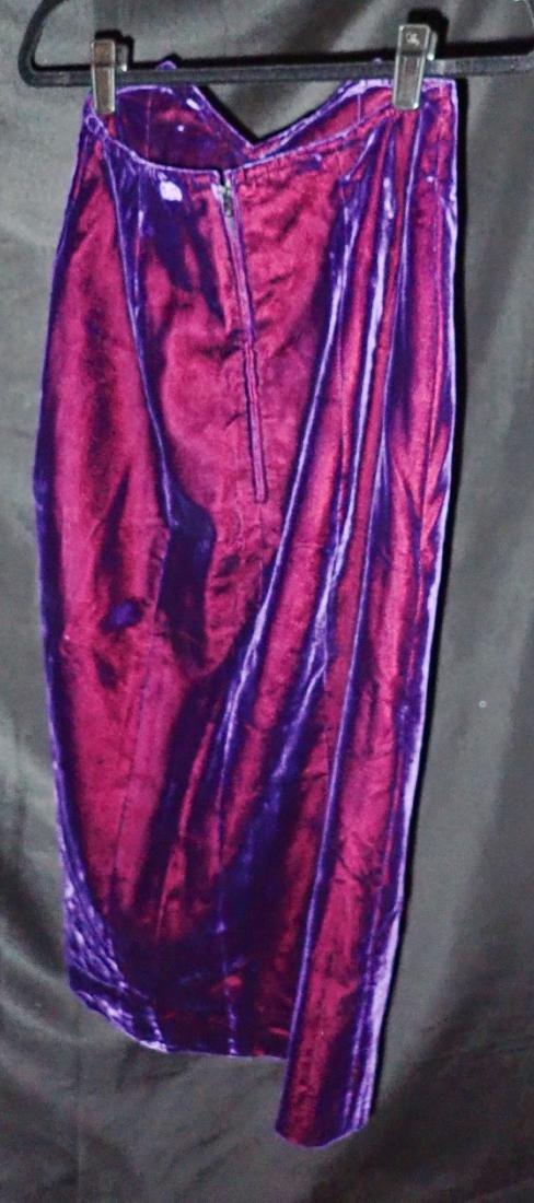 Six Assorted Vintage Designer Skirts - 9