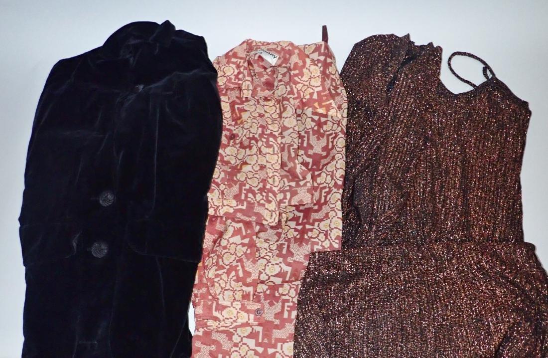 Three Womens 2-PC Vintage Sets - 9