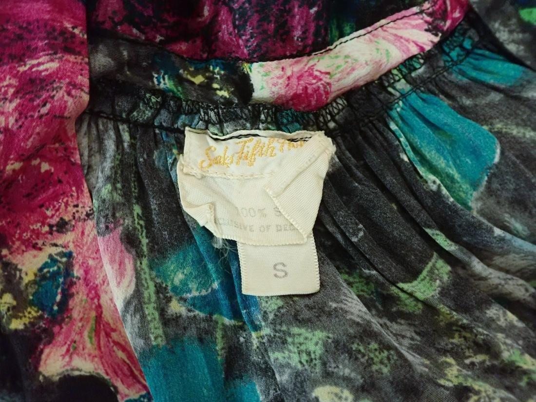 3 Vintage Womens Designer Robes - 4
