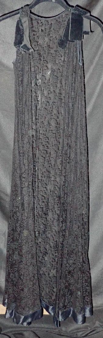 3 Vintage Womens Designer Robes - 9