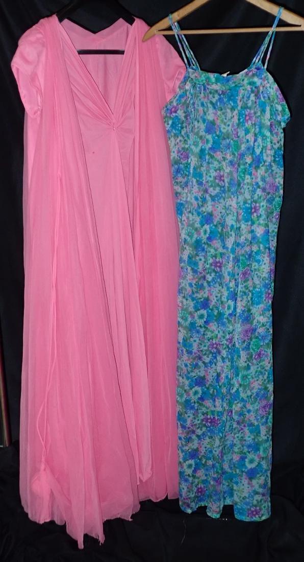 Ladies Vintage Designer Nightgowns