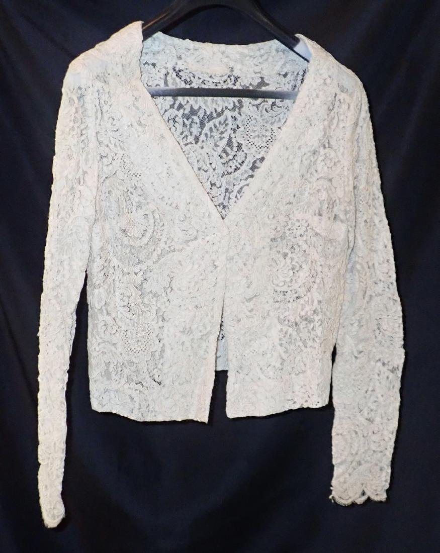Vintage French Lace Apparel Assortment - 10