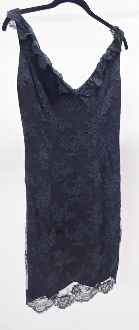 Vintage Black Lace Accent Dress Assortment - 4