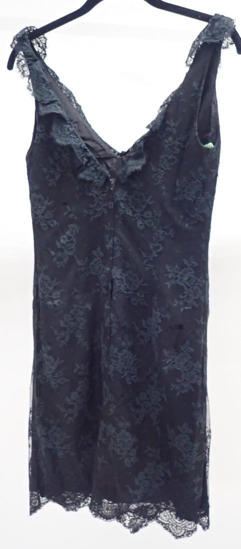 Vintage Black Lace Accent Dress Assortment - 5